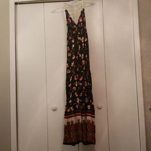 RUE 21 Small Print Dress